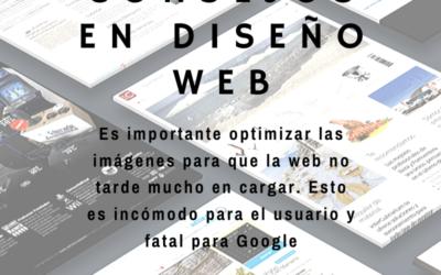 Consejo #1 Diseño web