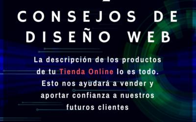 Consejo #2 Diseño web